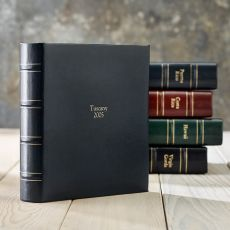 Leather Compact Photo Album