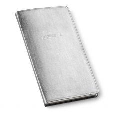 Metallic Pocket Address Book