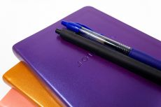 """Simulated Leather Travel Journal Ruled - 7"""" x 5"""""""