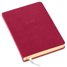 """Desk Daily Leather Planner - 8"""" x 5.5"""""""