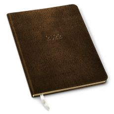 """Large Weekly Leather Planner - 9.75"""" x 7.5"""""""