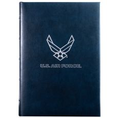USAF Leather Slimline Photo Album