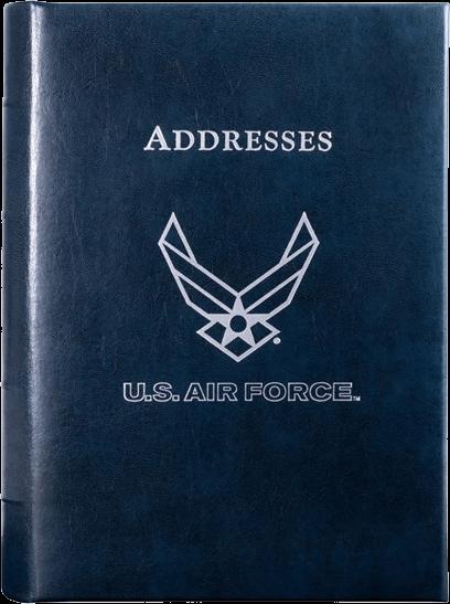 USAF Address Book