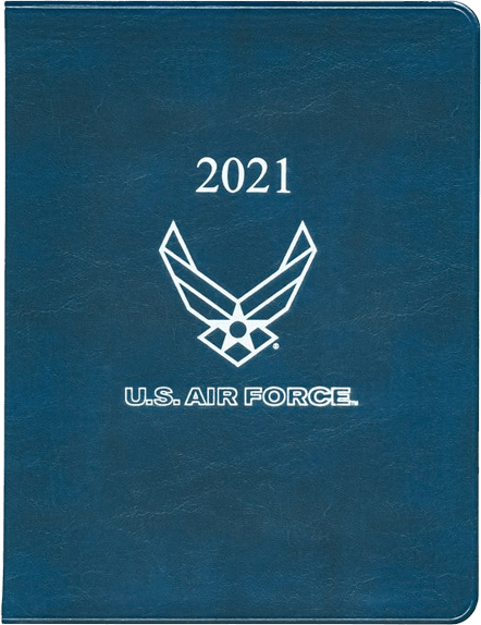 USAF Large Monthly Planner
