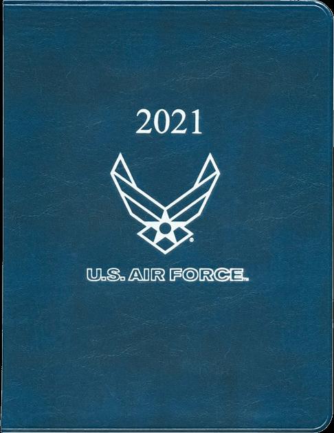 USAF Large Weekly Planner