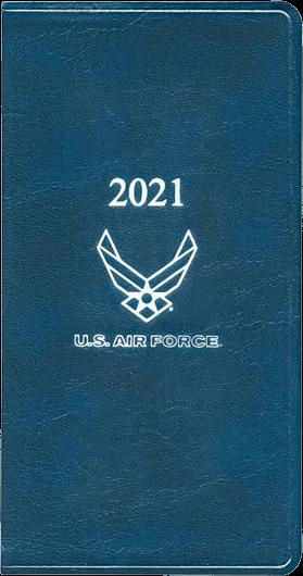 USAF Pocket Monthly Planner