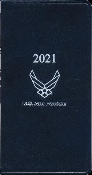 USAF Pocket Weekly Planner
