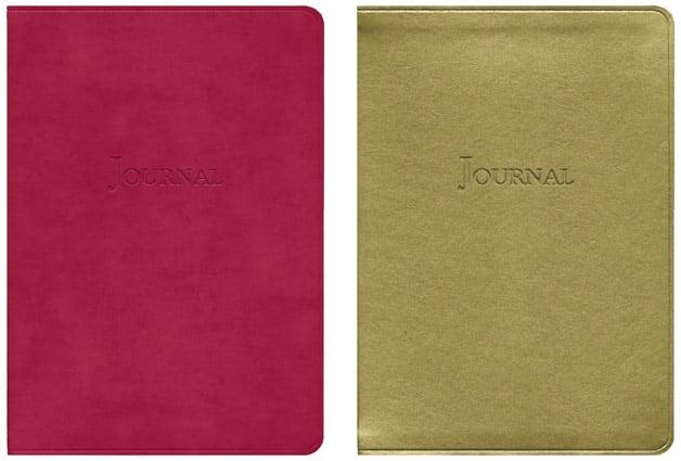 desk journals