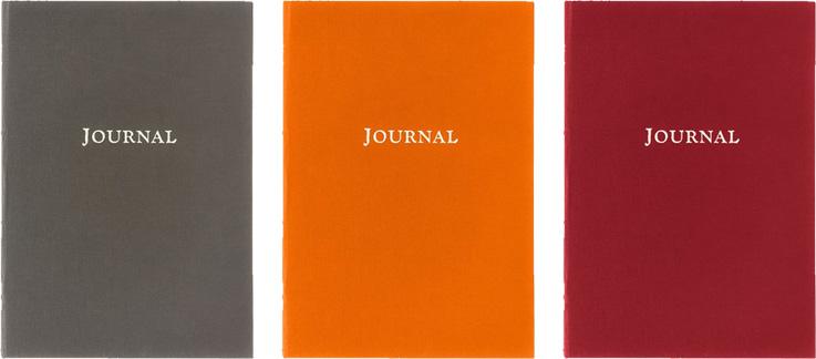 hardcover desk journals family tree
