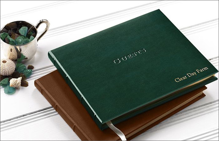 Guest Book details