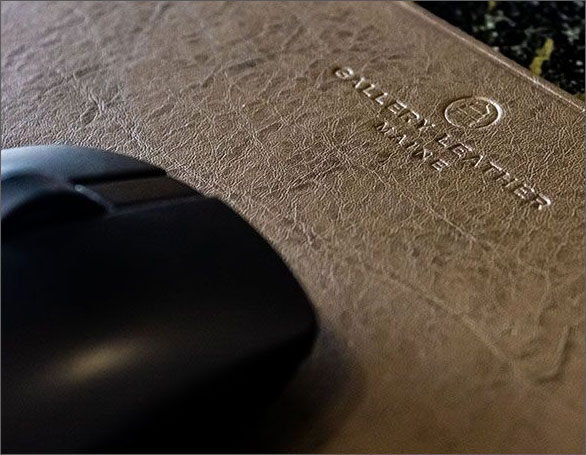 mouse pad texture and finish