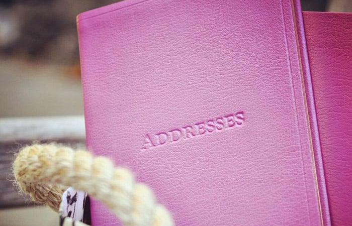 Pocket Address Book