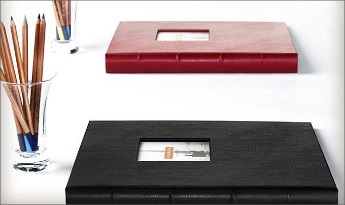 presentation binders