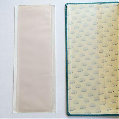 Plastic Pocket Per Annum - Full Size