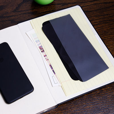 Plastic Pocket Professional - Full Size