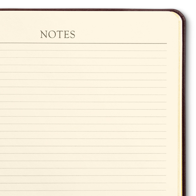 2019 Personalized Leather Weekly Desk Planners Gallery Leather