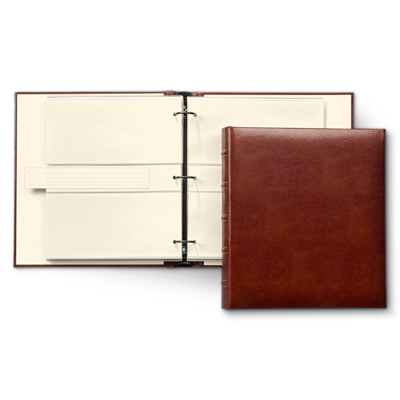 gallery leather leather photo album personalized wedding album