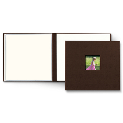 Leather Scrapbook Album 12x12 Gallery Leather