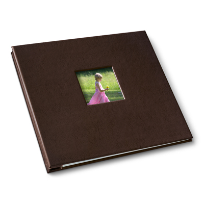 Leather Scrapbook Album 12x12 Gallery Leather Made In Maine