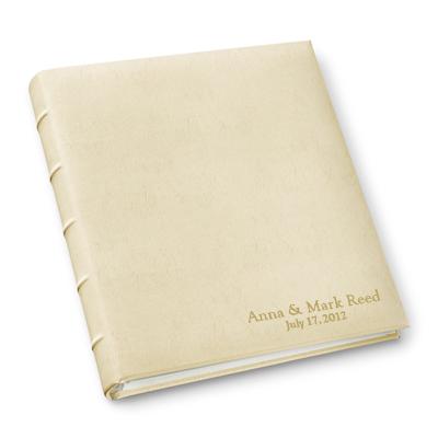 Gallery Leather Leather Photo Album Personalized Wedding Album